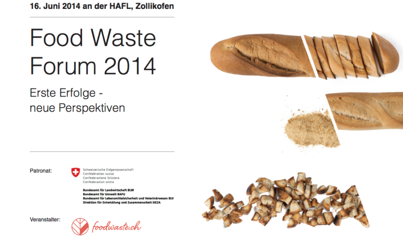 Food Waste Forum 2014