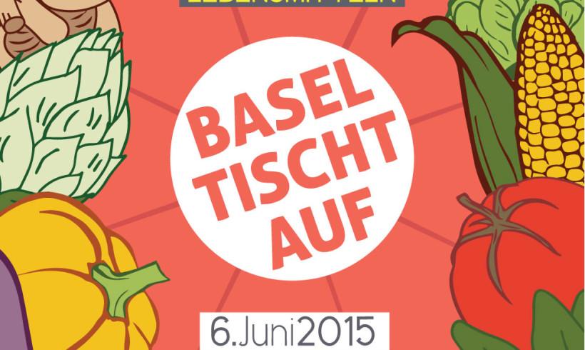 Basel Tischt Auf